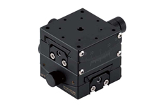α Axis Dovetail Stage SEMYG4-25CS With Worm and Worm Gears