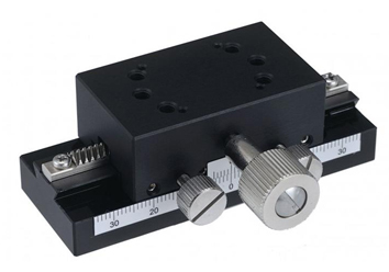 Rack & Pinion (Long Stroke) Dovetail Linear Stage